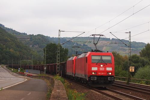 D DBC  185 281-3 Oberdiebach 16-09-2016