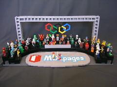 MocOlympics Arena (Mr. Cab) Tags: lego mocpages arena mocolympics 2016 foitsop contest moc