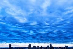"Apocalyptic Clouds (pillarsoflight) Tags: cityscape storm clouds sky blue oregon pnw portland sandisk mac 1855 kitlens lightroom d3300 nikon nikond3300 pdx city beauty apsc ""crop sensor"" adobe shotonsandisk apple imac pacificnorthwest"