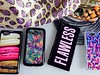 """Design """"Floral Abstract Stained Glass G18"""" (Medusa81GraphicArt) Tags: swaii galaxy ace3 case floral abstract stained glass cases"""