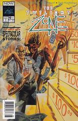 The Twilight Zone 10 (micky the pixel) Tags: comics comic heft nowcomics thetwilightzone teufel devil gameshow
