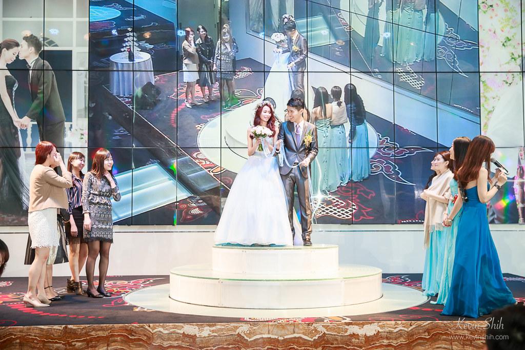 林酒店全球廳婚宴-22