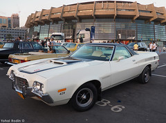 1972 Ford Ranchero GT (Yohai_Rodin) Tags: classic car five club israel tel aviv 5 cars