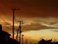 Sunset Twilight Afterglow  NikonP330 (tostomo) Tags: sunset twilight afterglow  nikonp330