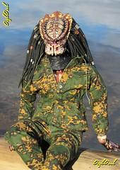 №388. Еlanchik Lake (OylOul) Tags: 16 action figure hottoys predator