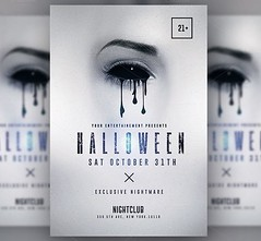 Halloween Minimalist Flyer Party (Rome Creation) Tags: instagramapp square squareformat iphoneography uploaded:by=instagram halloween minimalist flyer party minimal templates graphics invitation poster photoshop psd portfolio instawork posteroftheday artcover