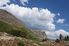 Clouds (Mike Burns) Tags: grandtetons plateaus mountains clouds