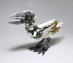 LEGO Mech Bird-02 (ToyForce 120) Tags: lego robot robots mecha mech mechanic legomech legomoc