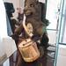 1625 mechanical drumming bear