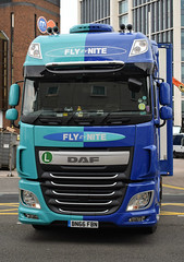 Fifth Harmony '7/27' Tour 2016 Fly By Nite Tour Truck BN66 FBN (5asideHero) Tags: fifth harmony 727 tour 2016 fly by nite daf xf euro 6 truck bn66 fbn