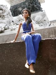 Alma Milan (davidbocci.es/refugiorosa) Tags: alma milan barbie mattel fashion doll muñeca refugio rosa david bocci ooak