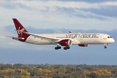 "G-VCRU   Boeing 787-9 Dreamliner   Virgin Atlantic ""Olivia Rae"" (cv880m) Tags: newyork kennedy jfk kjfk gvcru boeing 787 789 7879 dreamliner vir virginatlantic oliviarae virgin branson"