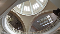 Egyptian Museum Dome (Rckr88) Tags: egyptianmuseum egyptian museum cairo egypt museums africa travel dome domes arch arches architecture travelling