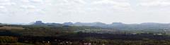 Saxony Swiss (Veit Schagow) Tags: elbsandsteingebirge saxonyswiss tafelberge rocks schsischeschweiz knigstein lilienstein gohrisch winterberg landschaft panorama leitenweg pillnitz