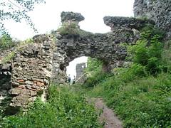Huszt vra (ossian71) Tags: ukrajna ukraine krptalja huszt hust krptok carpathians vrrom ruin memlk sightseeing rom kzpkori medieval