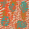 11-30-16 (aja.johnson) Tags: pattern patterndesign surfacedesign patternaday repeat abstract orange adobeillustrator