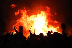 Hastings Bonfire 2016 (crashcalloway) Tags: hastingsbonfirefestival2016 bonfire fire flames silhouette hastings eastsussex sussex 1066country southcoast tradition