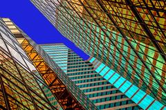 Hong Kong 27 (kruser1947 (all killer no filler)) Tags: abstract architecture hongkong skyscraper hdr