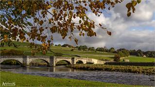 Burnsall Bridge, England