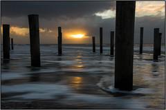 tide (Marcel Kramer K5) Tags: marcelkramer pentax fotoclubalkmaar strand tide sunset