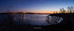 Pano view from l-Ahrax at sunset (dylan.farrugia) Tags: landscape long exposure seascape sunset malta mellieha