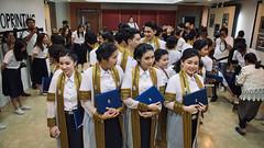 "QUAN_015 (also know as ""PapaPenguin"") Tags: chulalongkorn graduation photographer chula cu"