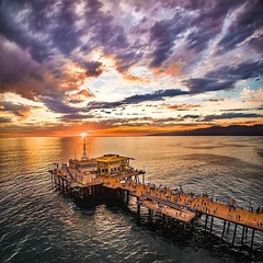 Aerial Drone Photos (spaceCityDrone) Tags: california sunset can help put things perspective photo santamonicaboardwalk santamonica santamonicapier pier la losangeles cali santamonicabeach socal america skypixel dji hdr drone drones droneoftheday fromwhereidrone sunsetlovers sunsetmadness sunsetpics sunsetsniper sunsethub sunsetvision lostinla losangelescity losangelesla conquerla