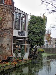Delft, Cafe de Ruif (Nik Morris (van Leiden)) Tags: southholland delft netherlands nederland