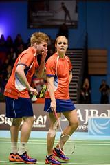 NBLmatch-5100-0324 (University of Derby) Tags: 5100 badminton nbl sportscentre universityofderby match