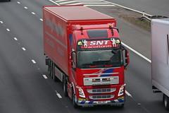 N66SNT - Stuart Nichol (TT TRUCK PHOTOS) Tags: m5 strensham tt volvo fh4 stuart nicol