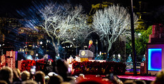 2016.12.01 Christmas Tree Lighting Ceremony, White House, Washington, DC USA 09321-2