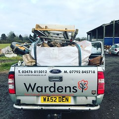 "Saturday morning log deliveries #wardenstreecare <a style=""margin-left:10px; font-size:0.8em;"" href=""http://www.flickr.com/photos/137723818@N08/31018396870/"" target=""_blank"">@flickr</a>"