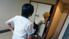 DSC04337.jpg (elyuu) Tags: freeiwatobiswimclub nagisa hazuki haruka nanase makoto tachibana iwami japan cosplay