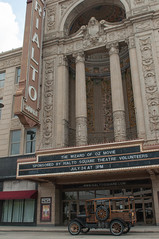 Rialto Theatre Joliet, IL (NedraI) Tags: il modelt summer route66 rialto theatre joliet