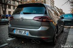VW GOLF R (iron_rider) Tags: ferrari ff 488 gtb mercedes a45 amg vw golf r range rover vogue sport porsche cayenne hybrid 991 carrera gts