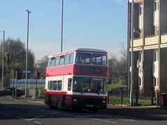 MP Travel K573RRH Queens Rd, Manchester on 56A (1280x960) (dearingbuspix) Tags: eastyorkshire eyms 573 preserved k573rrh manchesterchristmascracker manchesterchristmascracker2016 mptravel museumoftransportgreatermanchester museumoftransport