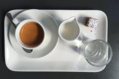 espresso mit licht (dadiolli) Tags: zrich zurich switzerland schweiz coffee kaffee caf espresso licht