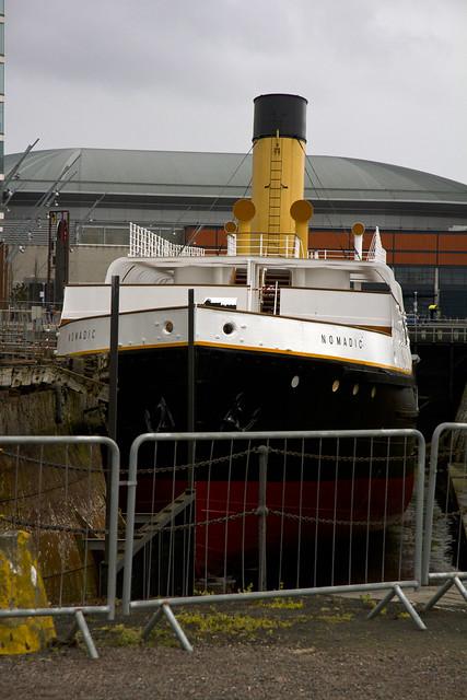 Nomadic Dry Dock