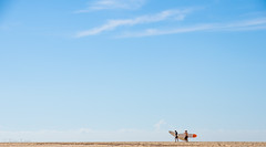 Long Trek (Bluemonkey08) Tags: sunrise sydney australia nsw deewhy ericlam bluemonkey08 nikond7000 tamron18270mmf3563diiivcpzd