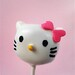 "Hello Kitty Cake Pops with Pink Bow • <a style=""font-size:0.8em;"" href=""https://www.flickr.com/photos/59736392@N02/7061198425/"" target=""_blank"">View on Flickr</a>"