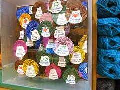 Knitting meets Art! (sifis) Tags: winter summer art wool sweater knitting knit merino athens greece cotton shetland pullover handknitting yark alpaka sakalak silh αννα σακαλακ sakalakwool τσαλάγκα