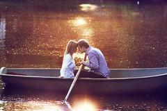 Love is... (hobopeeba) Tags: light sunset roses summer sun love water girl spring couple board story gelios 85mm15 hobopeeba
