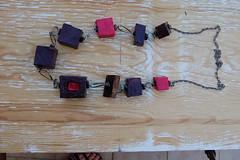 prove catalogo 053 (Basura di Valeria Leonardi) Tags: basura collane polistirolo reciclo cartadiriso riciclo provecatalogo