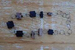 prove catalogo 035 (Basura di Valeria Leonardi) Tags: basura collane polistirolo reciclo cartadiriso riciclo provecatalogo