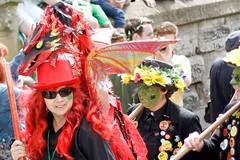 Clerical Error Dragon (McShug) Tags: green canon jack sussex may 7d hastings morris drummers bogie pagan jackinthegreen