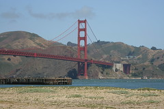 golden gate bridge (helium heels) Tags: sf sanfrancisco california ca city travel vacation usa northerncalifornia cali digital canon photography eos rebel xt bay us photo unitedstates photos visit tourist bayarea sanfran canonrebel nocal traveling canonrebelxt digitalphotography adventurecitybythebay