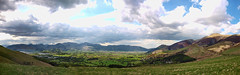 From Latrigg (brianaw2010) Tags: panorama mountains scenery lakedistrict cumbria derwentwater keswick skiddaw bassenthwaite latrigg