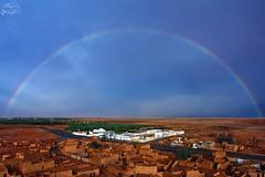 قوس المطر في القصيم _ رياض الخبراء (Naif AL-Essa) Tags: color canon landscape 1740 الطبيعة الرحمن الطبيعه المطر رياض قوس قزح كانون الخبراء القصيم
