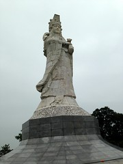 A-Ma Statue at Coloane in Macau (Fuyuhiko) Tags: statue ama macau  coloane