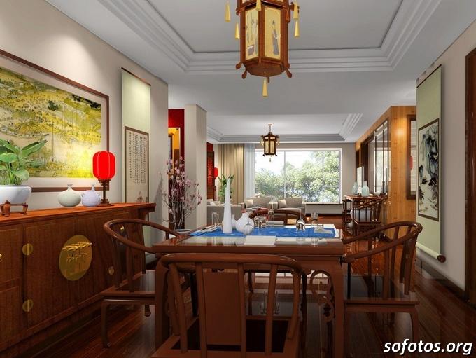 Salas de jantar decoradas (58)